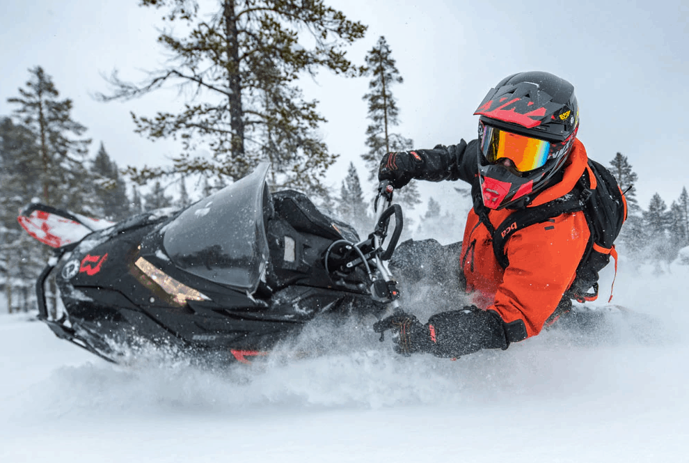 0a343f307d8 Best Snowmobile Goggles 2019 - Best Snow Gear