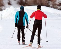 Returning to Skiing After a Long Break