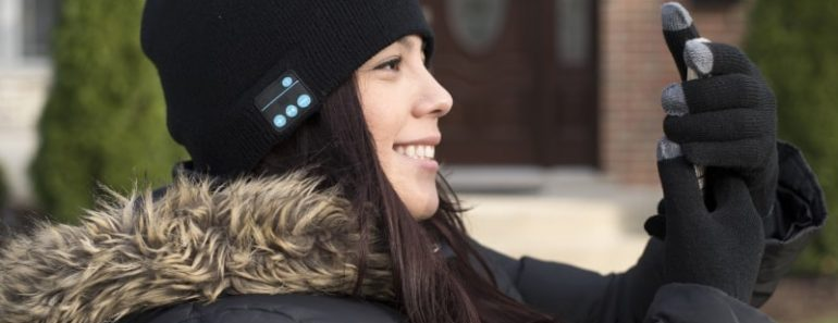 Best Beanies with Wireless Bluetooth Headphones and a Mic