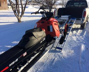 Best Snowmobile Loading Ramps