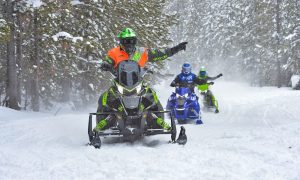 How to Choose the Right Snowmobile
