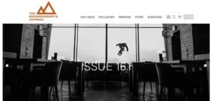 The Snowboarders Journal