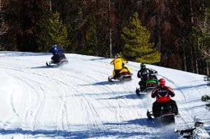 used snowmobiles