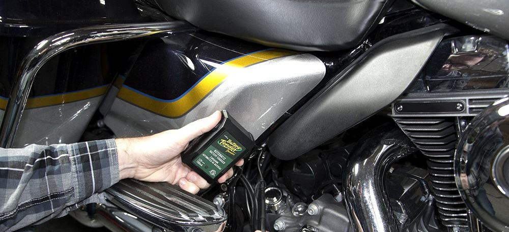 Battery Chargers for Snowmobiles