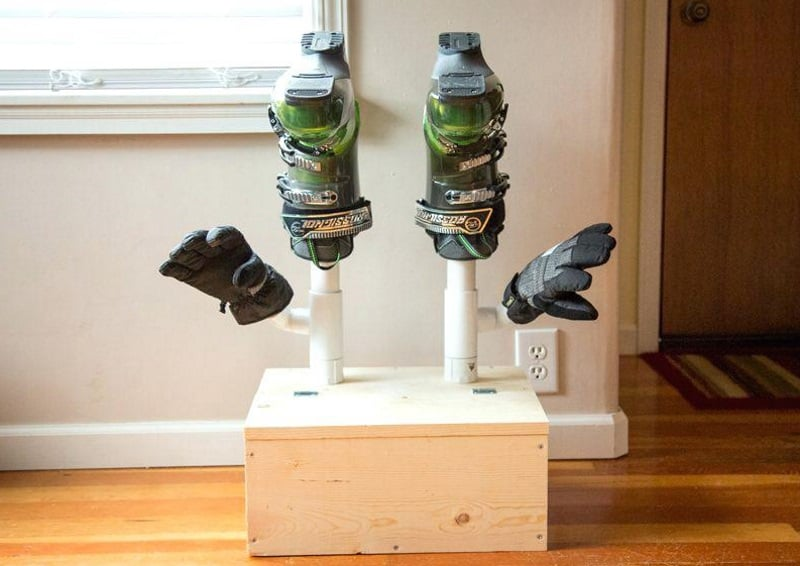 How to Dry and Store Your Ski and Snowboard Boots