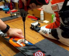 Ski and Snowboard Gear Maintenance