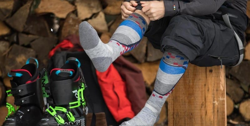 Winter Ski Snowboard Socks