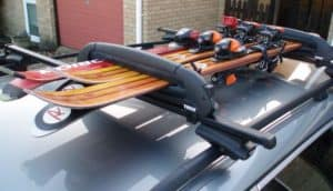 Best Roof Racks for Skis and Snowboards